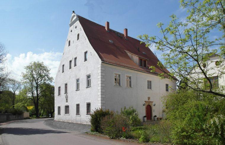 Herrenhaus Niederjahna
