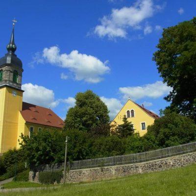 St.-Bartholomäus-Kirche zu Röhrsdorf