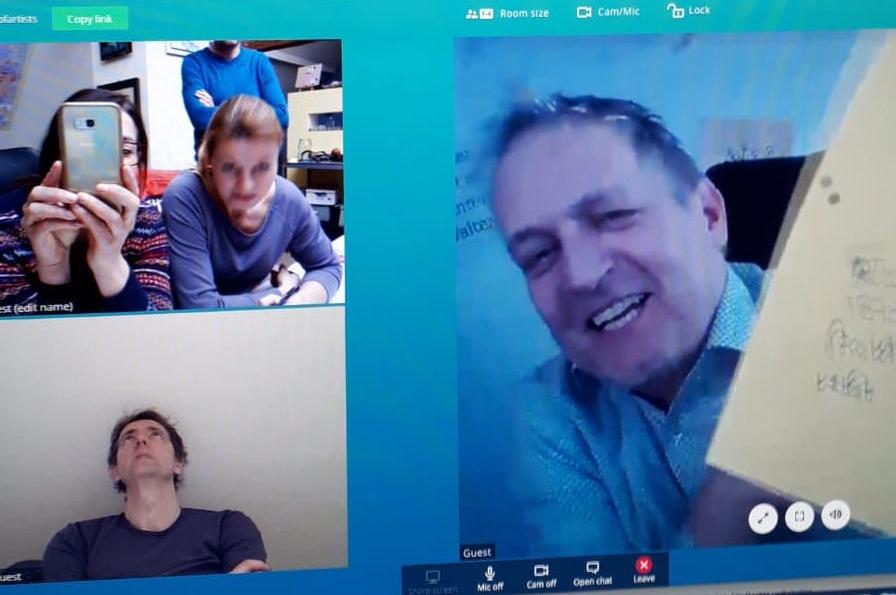 Virtuelle Zusammenarbeit in der Praxis